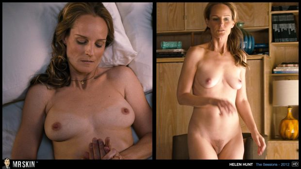 Naked Helen Hunt In The Sessions Ancensored